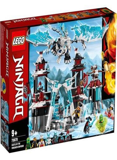 Lego LEGO Ninjago Yalnız İmparatorun Kalesi Renkli